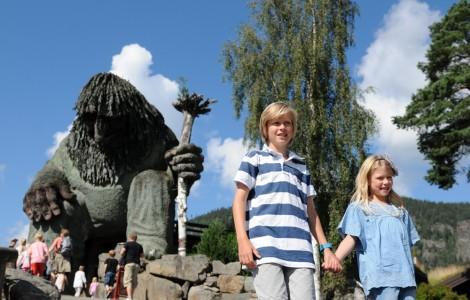 Topp 5 barnevennlige aktiviteter i Gudbrandsdalen