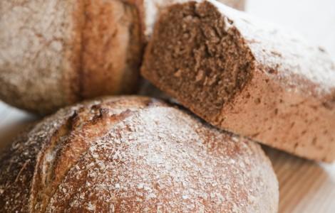 Hjemmebakte brød