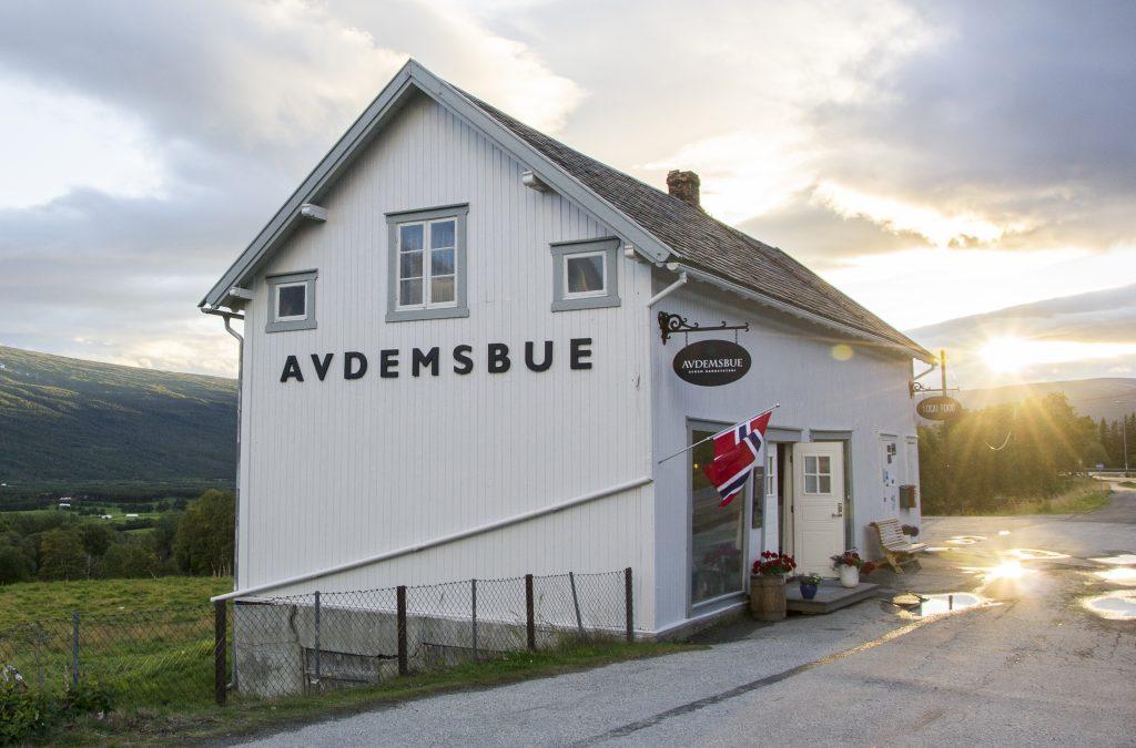 Avdemsbue, foto: Monica Almskår Heggset - Lev Landlig